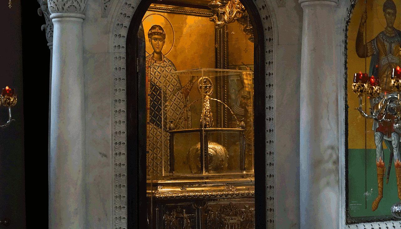 Thessaloniki Tourism - Ιερός Ναός του Πολιούχου Αγίου Δημητρίου