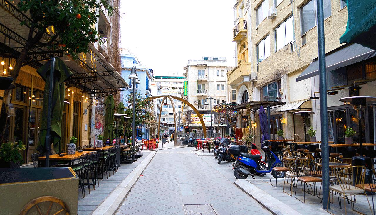 Thessaloniki Tourism - Άνω Λαδάδικα και Πλατεία Εμπορίου