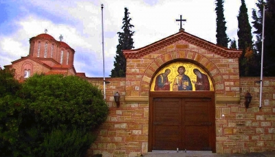 St. Paisios of the Holy Mountain - The Holy Monastery of St. John the Theologian - thessalonikitourism