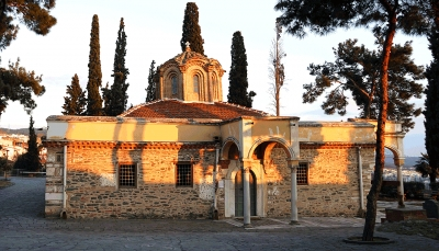 Holy Patriarchal And Stavropegic Monastery Of Vlatadon In Thessaloniki - thessalonikitourism